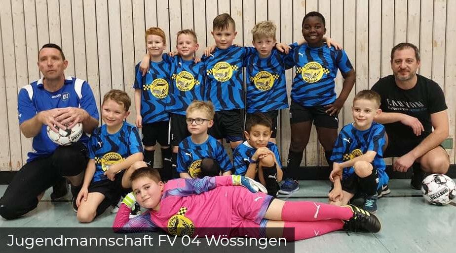 Jugendmannschaft FV 04 Wössingen